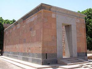 Hatshepsut chapel image.