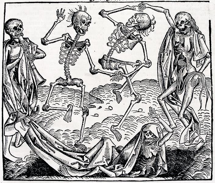 Black Death Danse Macabre